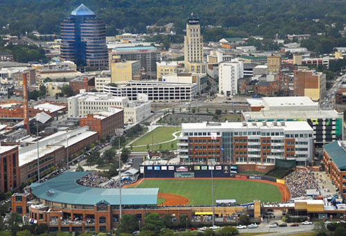Durham North Carolina Baby Boom Health